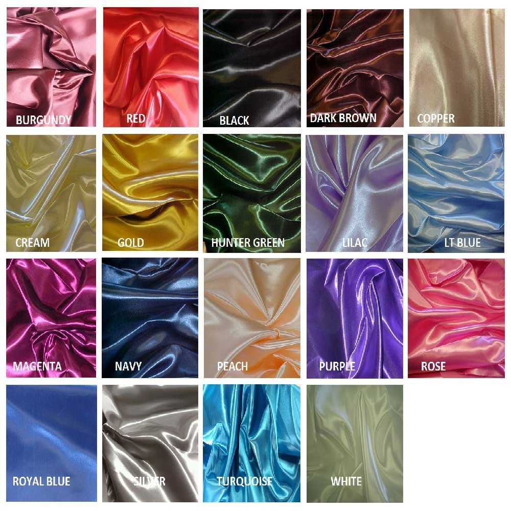 Bridal Satin Sheet Set